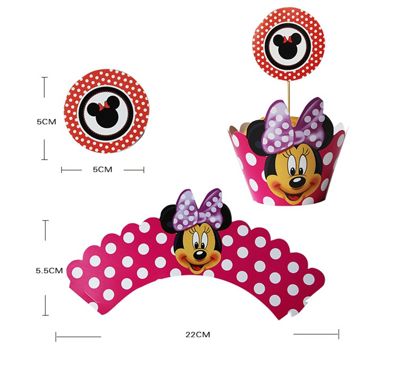 Mickey Mouse First Birthday Party Supplies Uk