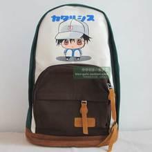 Anime El Nuevo Príncipe de Cosplay Echizen Ryoma Cos mochila de Lona hombres y mujeres hombro bolsa de regalo de cumpleaños
