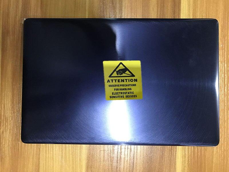 12.5 pouces assemblée complète pour ASUS ZENBOOK 3 UX390 UX390UA UX390UAK ordinateur portable écran LCD complet panneau d'affichage avec cadre moitié supérieure - 4