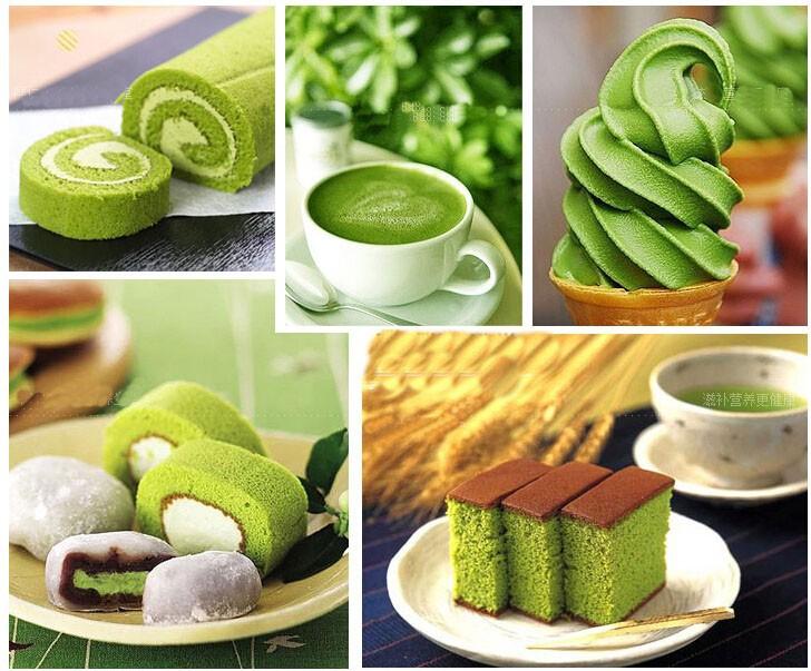 Matcha Green Tea Powder 100% Natural Organic Tea-How to use it