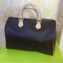 Hot selling !!! 2017 new fashion high quality women handbag bag speedy bag 30/35cm  FREE SHIPPING