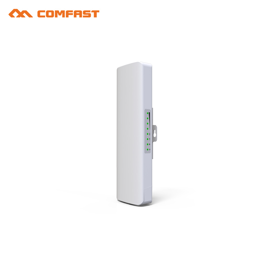 ФОТО  Comfast Wireless repetidor Outdoor Long Range CPE wireless bridge 150Mbps WI FI AP build-in14dBi Antenna router cpe CF-E214N