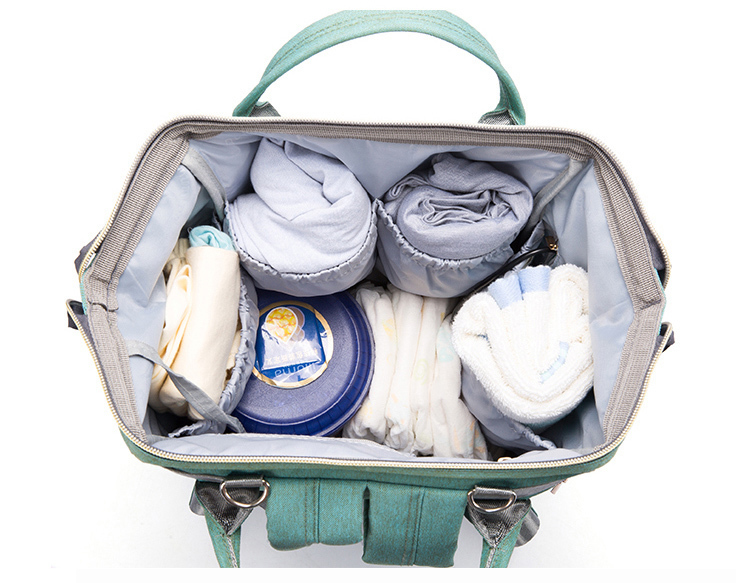 Fit-All Baby Diaper Backpack
