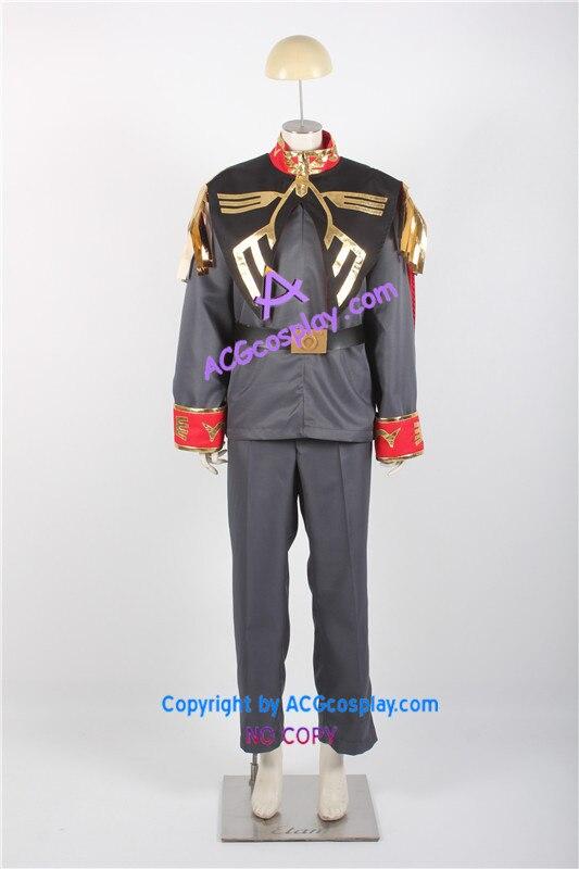 Gundam Anavel Gato Cosplay Costume