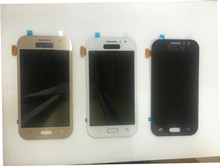 100% tested Lcd Display With Touch Screen Digitizer Assembly For Samsung Galaxy J1 J120 J120F J120M J120H J1 2016 1PCS