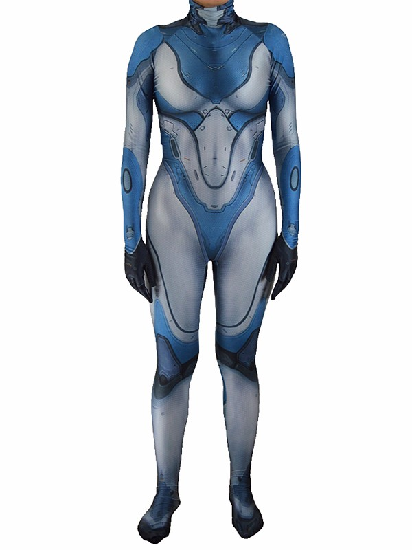 Dezerged Sarah Kerrigan Costume 3D Print Woman Superhero Costume Game Catsuit Cosplay Zentai Suit Custom Made Free Shipping