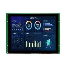 DMG80600C080_03W écran série 8 pouces écran intelligent couleur 24 bits écran DGUS standard 8051