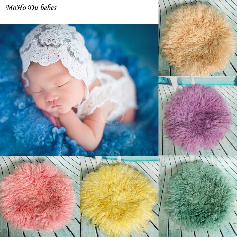 bb54c6f6340 Best buy Newborn Baby Wool Blankets Fashion Photo Props Baby Photography  Props Felted Wool Layer Newborn Photography Prop Basket StufferZ online  cheap