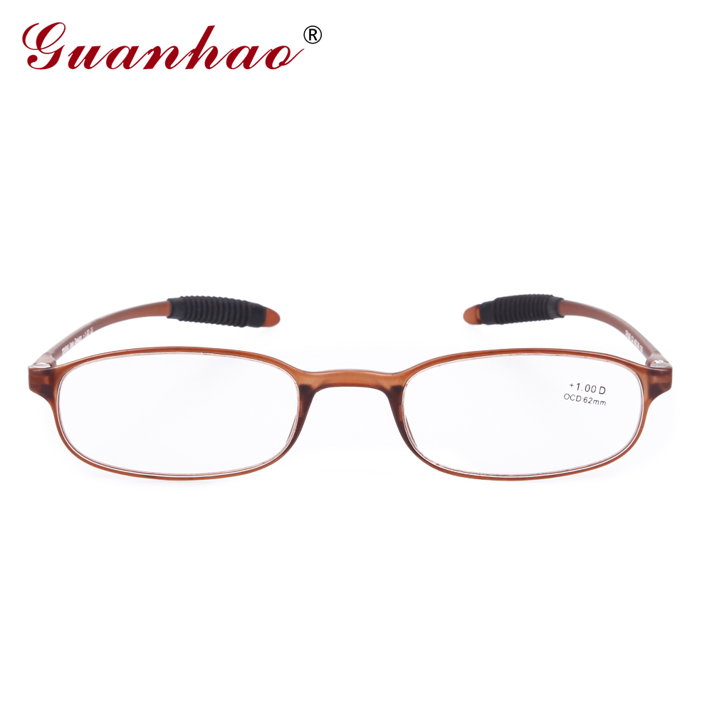 Guanhao frauen retro brille ultraleicht schlanke lesebrille unisex - Bekleidungszubehör - Foto 2