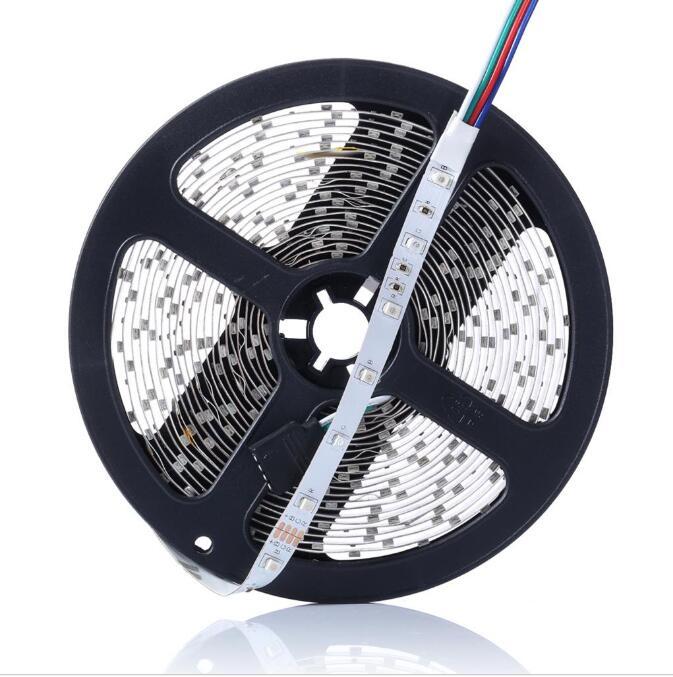Tira de luz LED RGB impermeable IP65 60LEDs / m 5M 2835 SMD luces RGB - Iluminación LED - foto 2