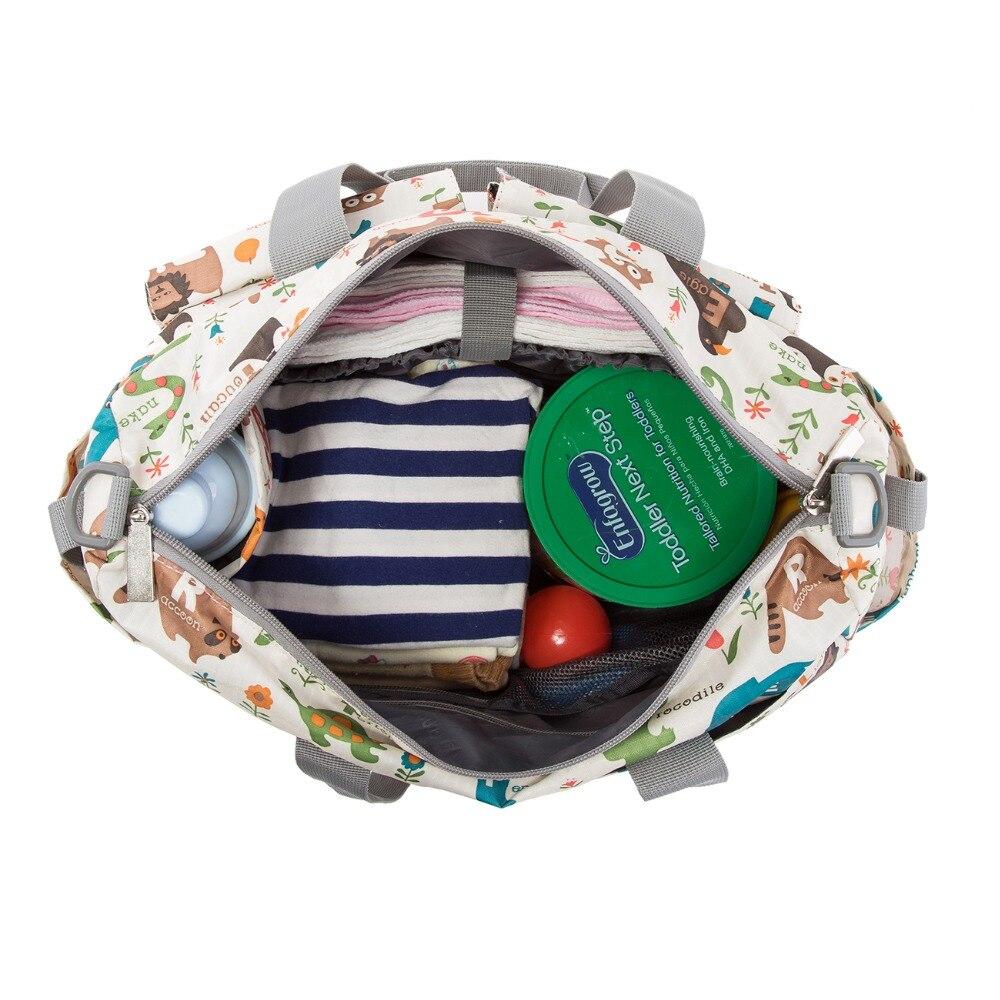 mommore 5szt. Torby na pieluchy dla niemowląt z przewijakiem, mumia, - Pieluchy i Trenowanie toalety - Zdjęcie 4