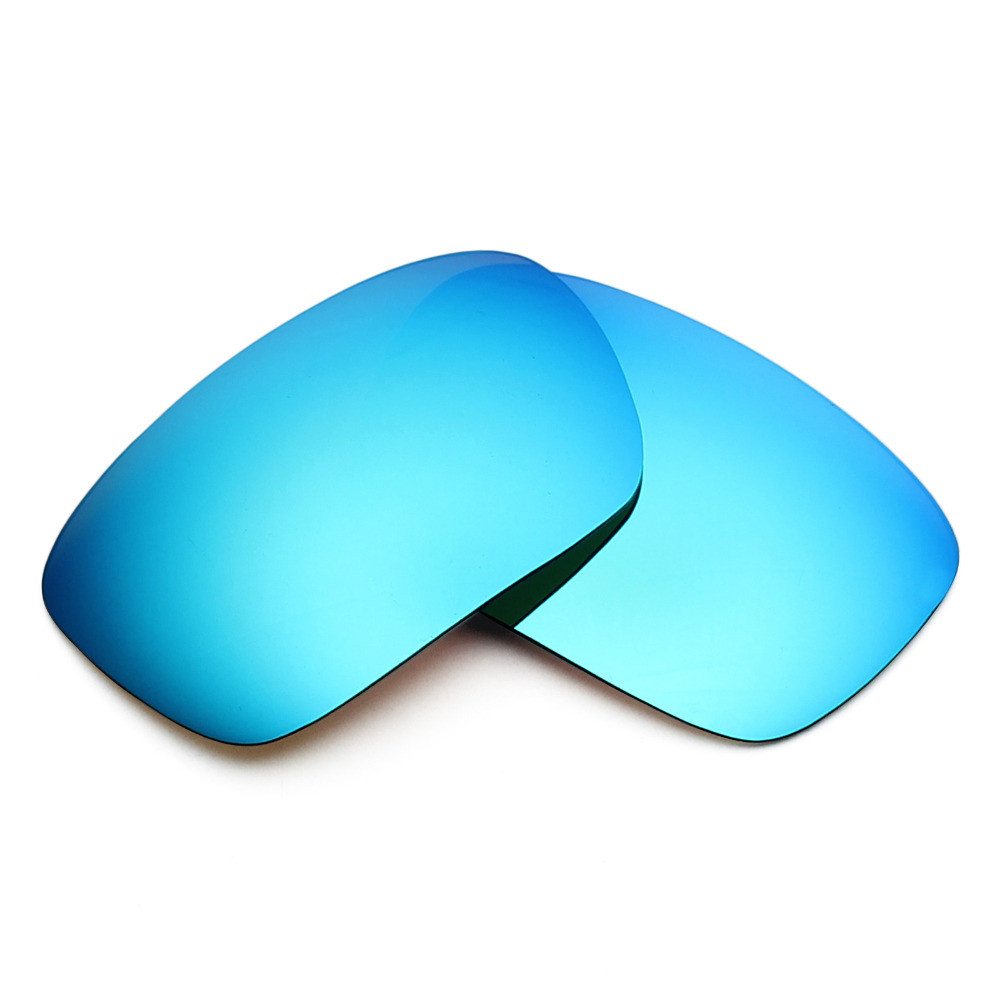 2e1d1dd246 2 Pairs Mryok POLARIZED Replacement Lenses for Oakley Badman Sunglasses Fire  Red   Ice Blue-in Accessories from Men s Clothing   Accessories on ...