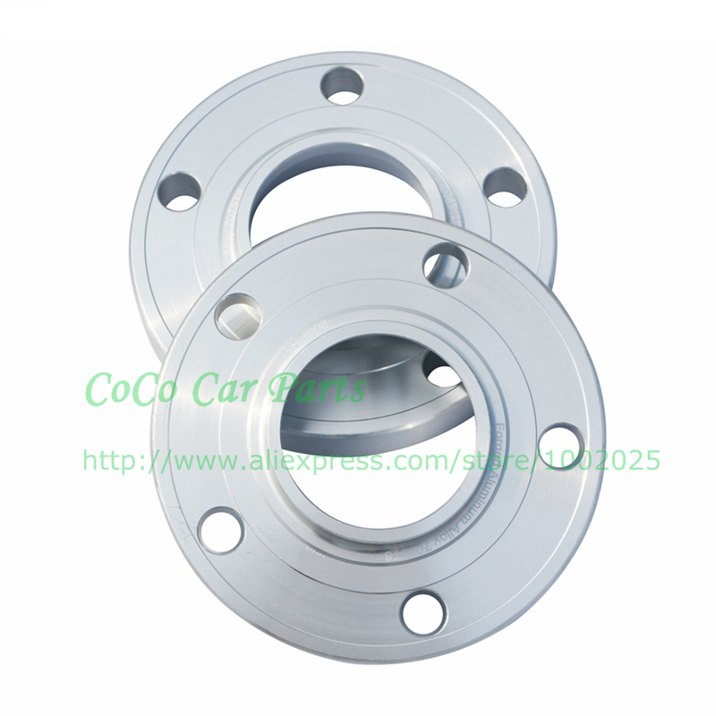 2pc 30mm Hubcentric Wheel Spacers Kit 5x120 W// Bolts E36 E46 E60 E61 E62 E90 E91