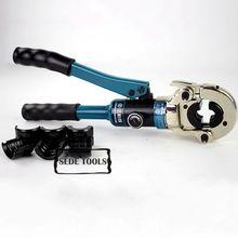 Гидравлические Pex трубы обжимные инструменты Зажимные инструменты сантехнические инструменты с TH+ U челюсти