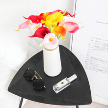New Artificial Flower Big Size Calla Lily Real Touch Home Party Wedding Decoration Fleurs Flores Artificiais