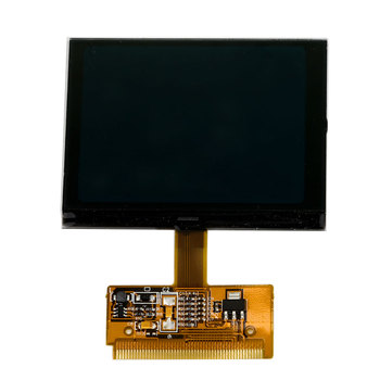 New LCD Cluster Display for VW AUDI A3 A4 A6 C5 VDO Volkswagen Golf Passat Seat tech 2 scanner for sale