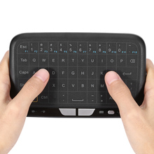 H18 Mini Wireless Keyboard Touchpad Mouse Combo Gestures Control 2.4GHz Rechargeable Support Tablet PC H9