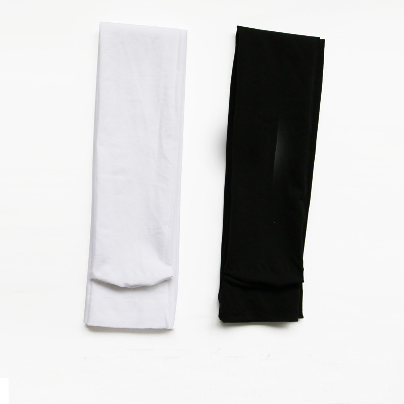 Japanese Anime Cosplay Socks Black White Knee Length Stockings Halloween Carnival Cosplay Costume Accessories