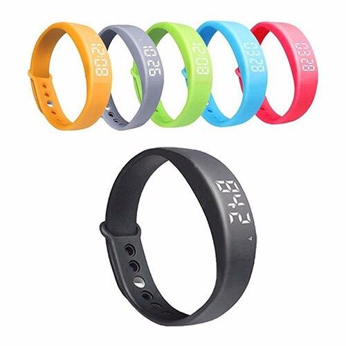 Smart Armbanduhr Schrittzähler W5 Schritte Zähler Kalorien Tracing Sport Armband