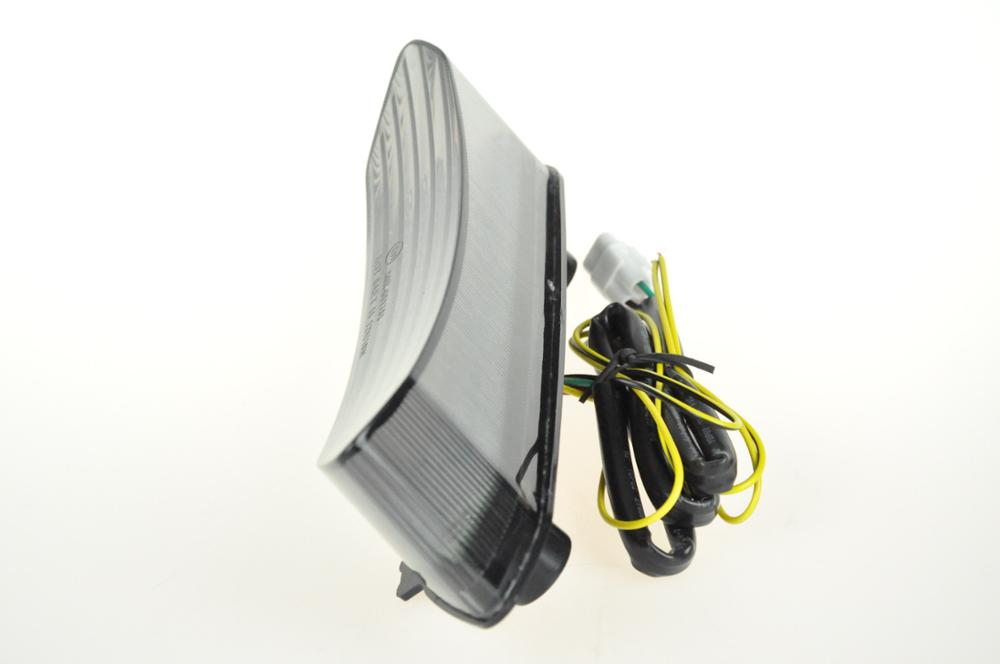 Светодиодный Встроенный задний фонарь сигнала поворота для YAMAHA R1 02-03