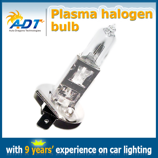 10Unit H1 Xenon HID Bulbs Headlight Plasma Quartz Ion Bulb 12V 55W Clear Lens Xenon white hid light Bulb