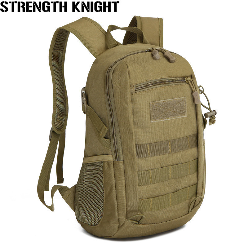 방수 3D 군사 배낭 배낭 가방 15L 노트북 배낭 여성 여행 배낭 패션 캐주얼 학교 어깨 가방