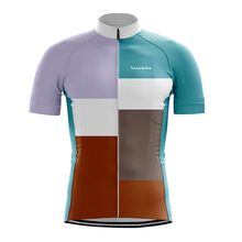 Runchita Mens Summer Cycling Clothing Short Sleeve Breathable Quick-Dry Bike Bicycle Shirts Clothes Youth Jerseys Tops
