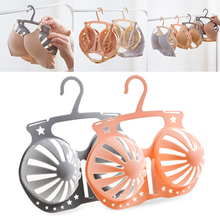 Smart Bra Hanger Form Tendedero Ropa Ropa interior Rack Protector Almacenamiento Shaper Estantería Display Safe Home