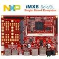 I. mx6solo ordenador de a bordo imx6 android/linux placa de desarrollo i. mx6 cpu cortexA9 tablero incrustado POS/coche/médico/industrial junta