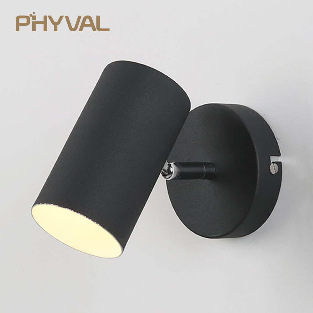 Lighting Basement Washroom Stairs: Modern Led Wall Lamp Wall Sconces Indoor Stair Light
