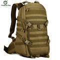Hot Sale!!! Men Military Backpack Molle Camouflage Travel Bags 40L Waterproof Nylon Bags Multi-function Laptop Backpack X112
