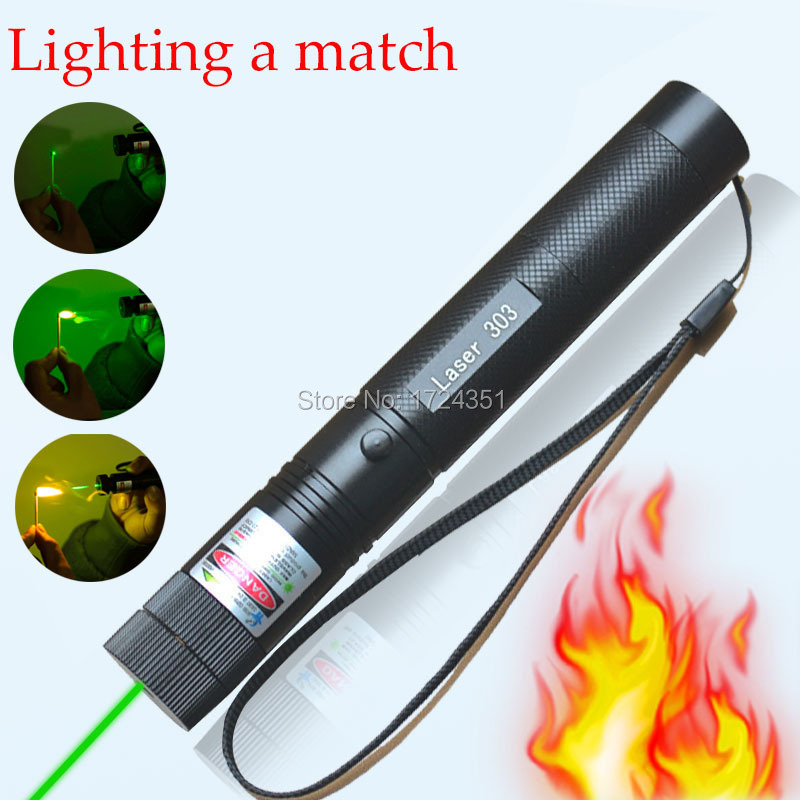 High Power Lazer 303 Laser Verde 532nm Laser Pen Pointer