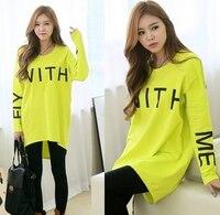 plus big size tops blusas feminina spring summer style 2017 new korean fashion women t shirts loose vintage kawaii A0131