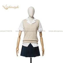 Kisstyle Fashion Riddle Story of Devil Tokaku Azuma Uniform Cosplay Clothing Cos Costume,Customized Accepted