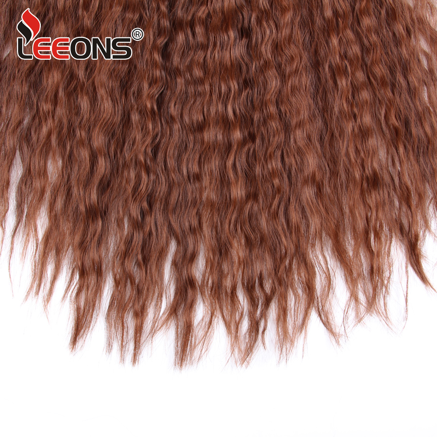 fake hair color dark leeons synthetic hair extensions with clips heat resistant fake brown color clip in jpg fake hair color wwwtopsimagescom