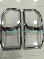 Free shiping FOR 2014 ALL NEW HIACE ABS chrome Head Lamp Cover for 2014 2015 hiace headlight cover chrome headlight cover
