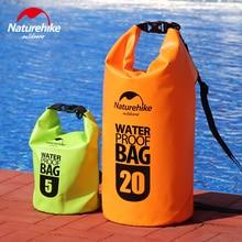 5L 10L 20L مع حزام المحمولة للماء حقيبة السباحة تخزين حقيبة الانجراف حقيبة الهاتف المحمول حقيبة الكاميرا الرجال النساء الأخضر الأرجواني