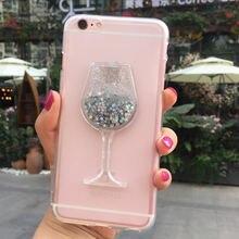 Блестящие чехлы с зыбучим песком для телефонов Huawei Honor 7X 10 V10 7A 4C 6C Pro 5A Play 7C 7 Lite 5C 6A, мягкий силиконовый чехол-накладка(China)