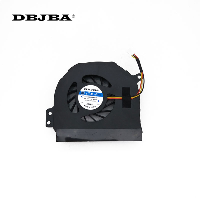 Laptop CPU cooling fan for DELL Inspiron 14R N4010 1464 1564 1764 P08F P09G 13R FN68 3PIN Fan