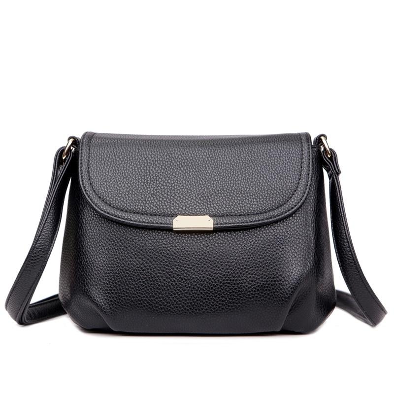 High Quality genuine leather womens messenger bags for women crossbody fashion ladies shoulder bag crossbody bag female handb