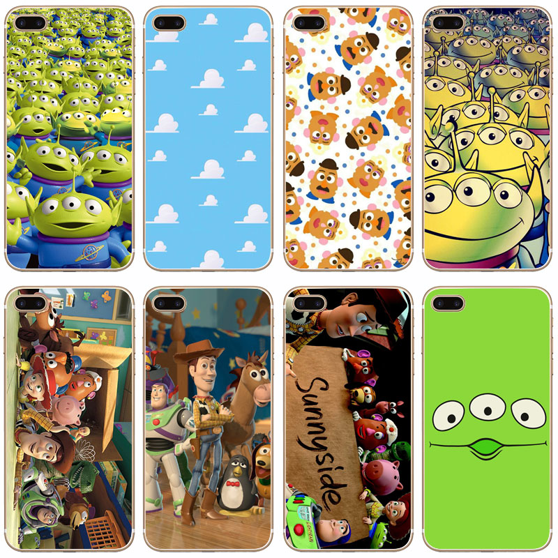 Case Of Toy Story Games : G toy story transparent hard thin case cover for apple