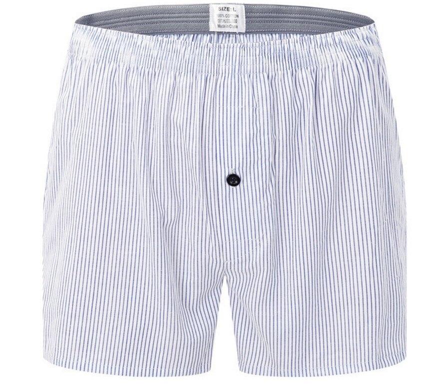 Novo verão 100% algodão dos homens shorts