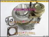 Livre o Navio CT26 17201-74010 17201 74010 1720174010 Turbo Para TOYOTA Celica GT Quatro ST165 4WD 1987-89 3S-GTE 3 3SGTE 3SG 2.0L 185HP
