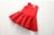 Invierno otoño vestido del bebé vestido de algodón de aire para chicas de manga larga de princesa dress niños ropa niños vestidos para niñas