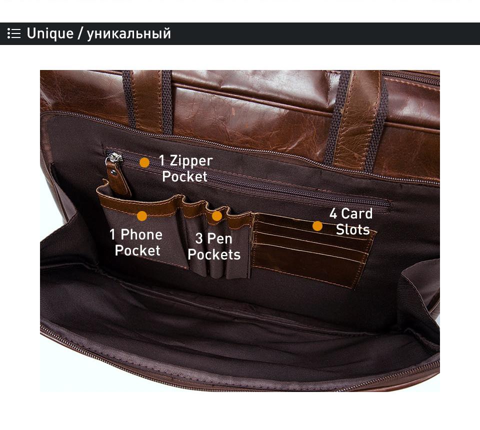4 luxury man bag