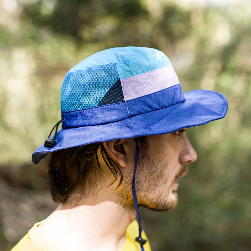 88657bf6a1827 2015 New Men s Bucket Hats Outdoor Fishing Hiking Boonie Snap Brim Sun Hat  Casual Fashion Summer Caps Best Quality-in Bucket Hats from Apparel  Accessories ...