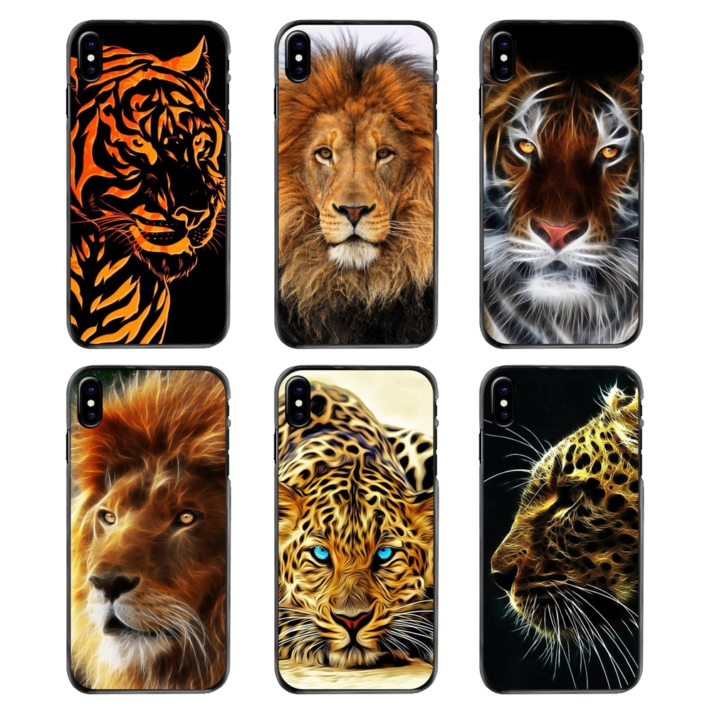 Accessories Phone Cases Cover 3d Animal Wallpaper Hd For