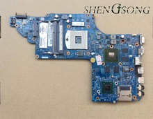 682170-501 Free Shipping laptop motherboard 682170-001 for HP Pavilion DV6 DV6-7000 630M/2G Notebook PC systemboard 100% Tested