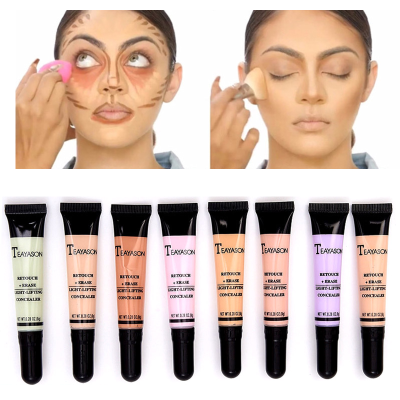O.TWO.O 2018 Newly 6 Color Concealer Stick Foundation