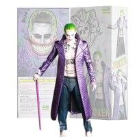Giocattoli pazzeschi Suicide Squad The Joker 1/12 th Scala di Azione PVC Figure Da Collezione Toy 16 cm